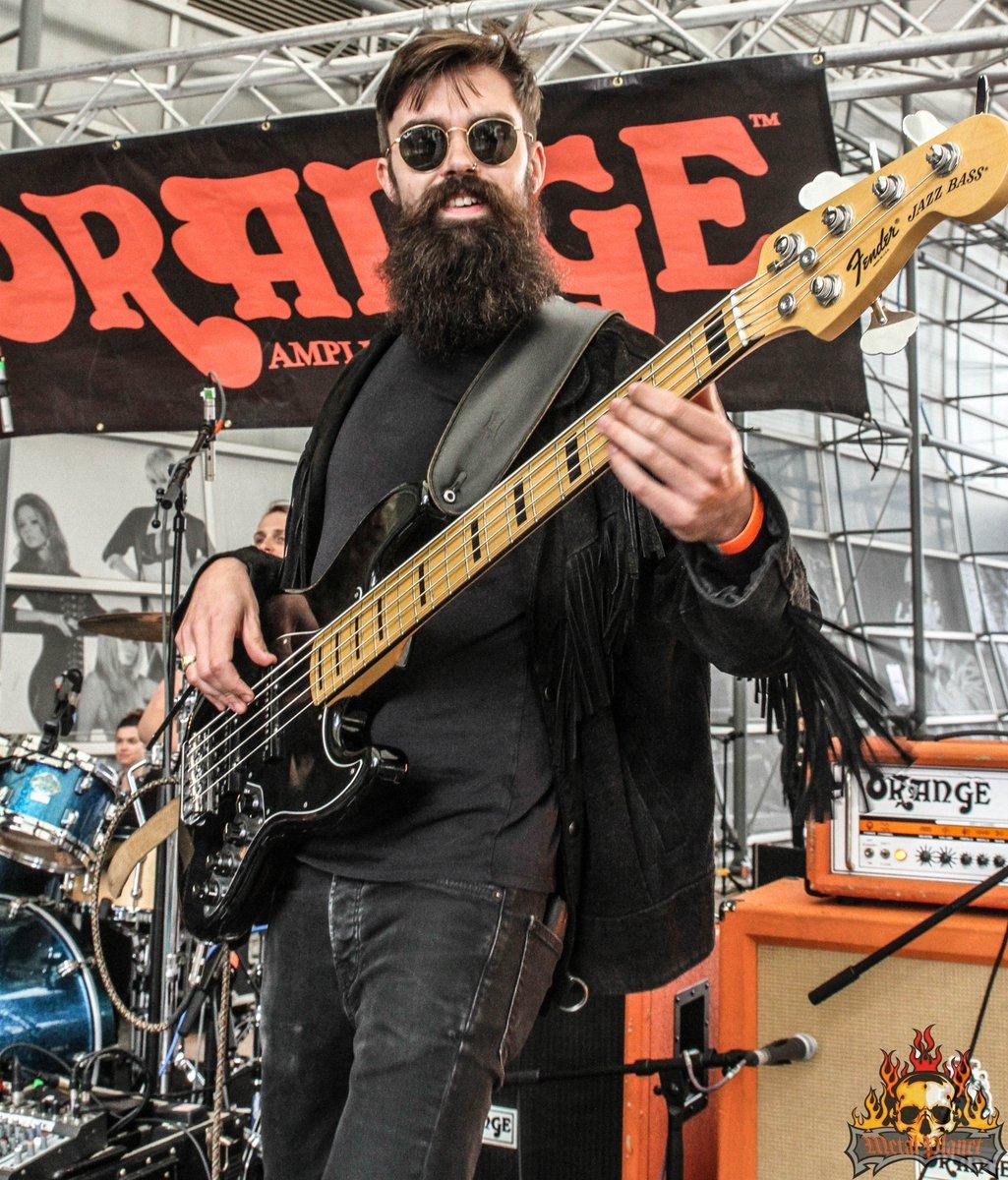 Vambo at Stone Free Festival (c) Metal Planet Music