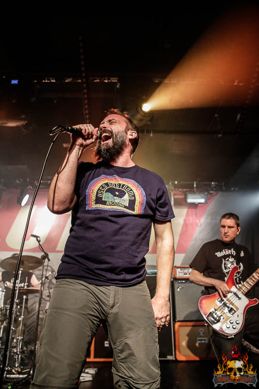 Clutch at The Limelight, Belfast. (c) Metal Planet Music