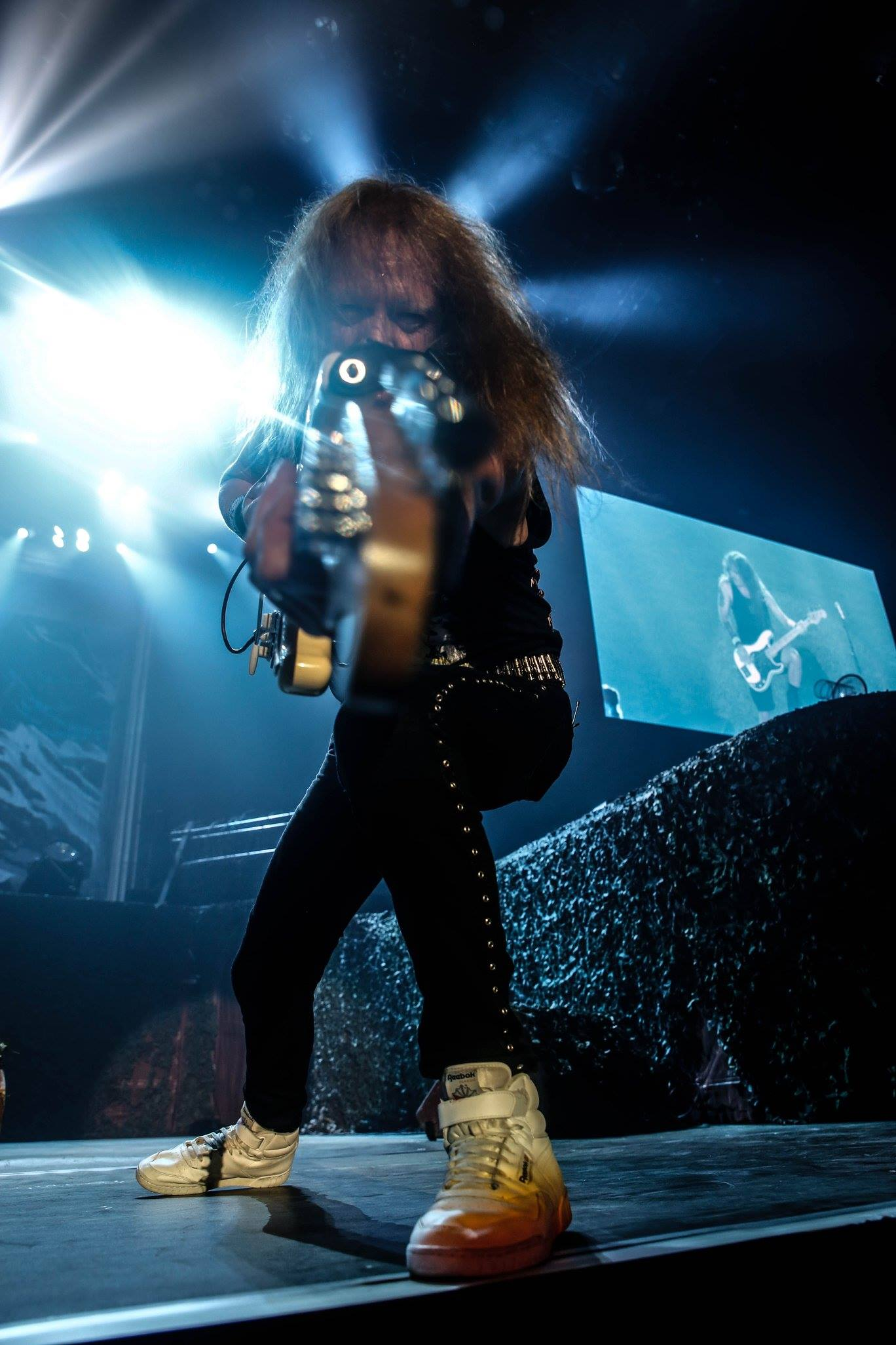 All content © Metal Planet Music. No content of this article or photographs to be reproduced in part or in whole without express written permission.